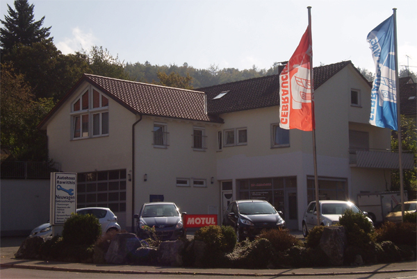 Autohaus Rowithis